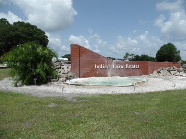 104 El Dorado Drive, Indian Lake Estates, FL 33855 (MLS #P4904673) :: RE/MAX Realtec Group