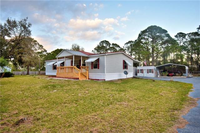 3542 Evelyn Road, Lake Wales, FL 33898 (MLS #P4904789) :: Griffin Group