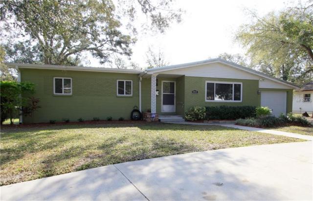 407 Flamingo Drive, Lakeland, FL 33803 (MLS #P4904805) :: Gate Arty & the Group - Keller Williams Realty