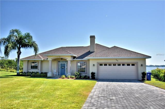 765 Country Walk Cove, Eagle Lake, FL 33839 (MLS #P4905255) :: Lovitch Realty Group, LLC