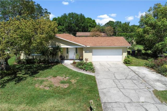 3111 Forestbrook Drive N, Lakeland, FL 33811 (MLS #P4905276) :: Gate Arty & the Group - Keller Williams Realty