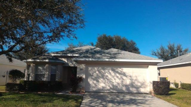 260 Lake Suzanne Drive, Lake Wales, FL 33859 (MLS #P4905379) :: The Duncan Duo Team