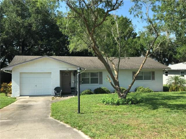 118 Whittier Lane, Winter Haven, FL 33884 (MLS #P4905907) :: Team Bohannon Keller Williams, Tampa Properties