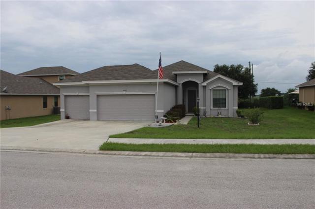 4122 Dinner Lake Way, Lake Wales, FL 33859 (MLS #P4906005) :: Team Bohannon Keller Williams, Tampa Properties