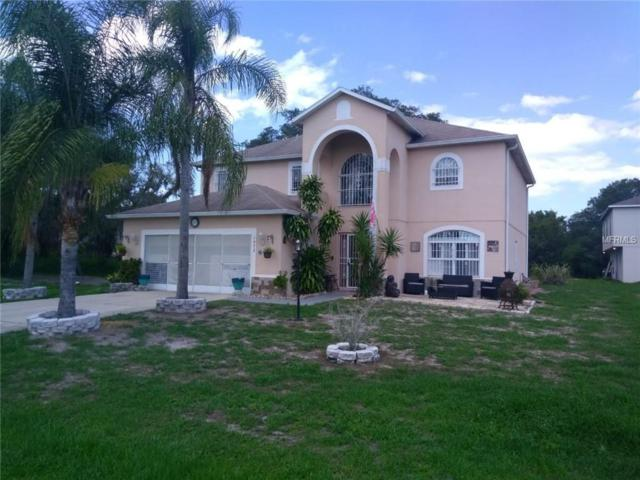 1072 James Drive, Poinciana, FL 34759 (MLS #P4906020) :: Lockhart & Walseth Team, Realtors