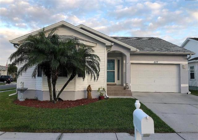577 S Dove Terrace S, Oldsmar, FL 34677 (MLS #P4906046) :: Paolini Properties Group