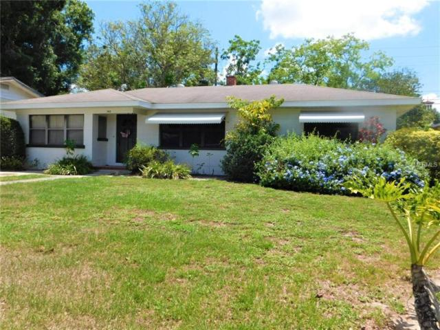 902 Hill Drive, Haines City, FL 33844 (MLS #P4906081) :: The Duncan Duo Team