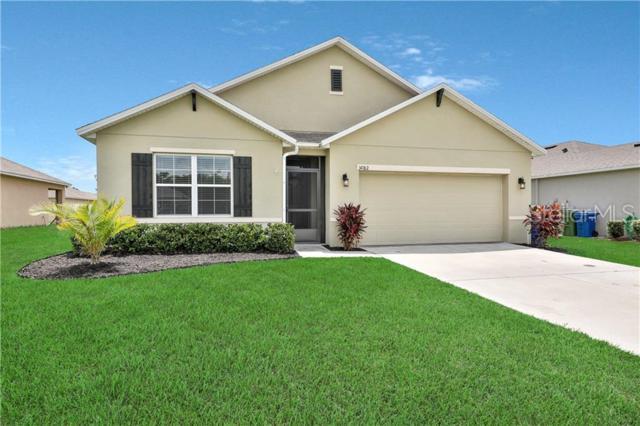 3082 Brenton Manor Loop, Winter Haven, FL 33881 (MLS #P4906390) :: GO Realty