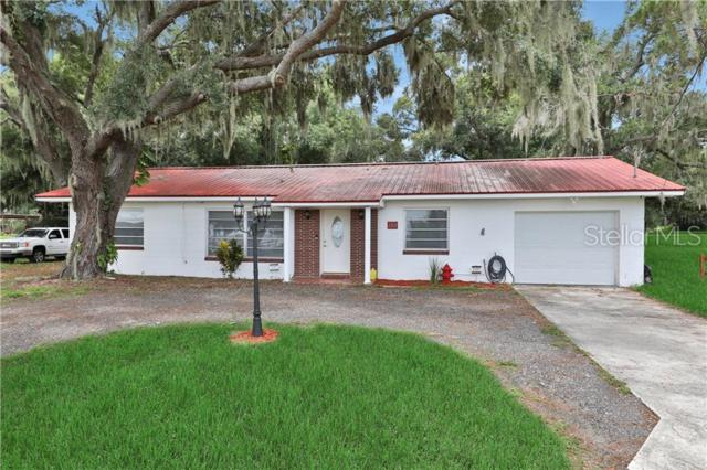 124 Maxcy Lane, Frostproof, FL 33843 (MLS #P4906422) :: Griffin Group
