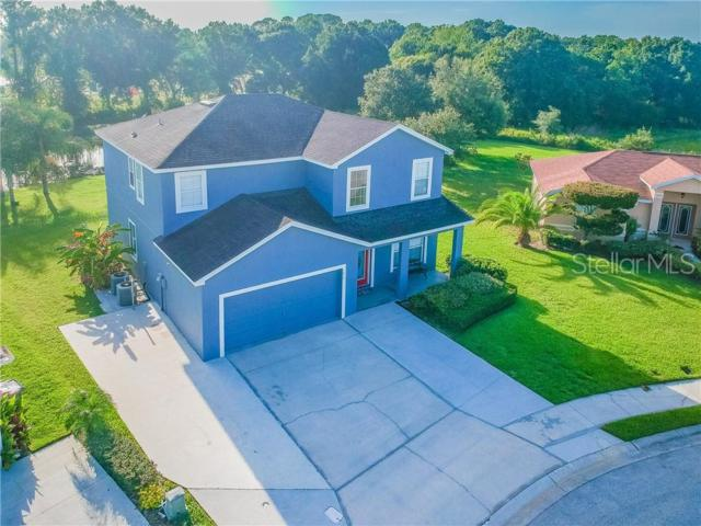 7973 Princeton Manor Circle, Lakeland, FL 33809 (MLS #P4906475) :: Florida Real Estate Sellers at Keller Williams Realty