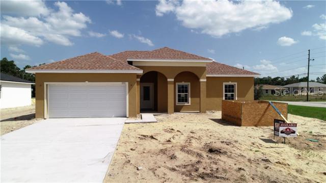 632 Gila Drive, Poinciana, FL 34759 (MLS #P4906510) :: Cartwright Realty