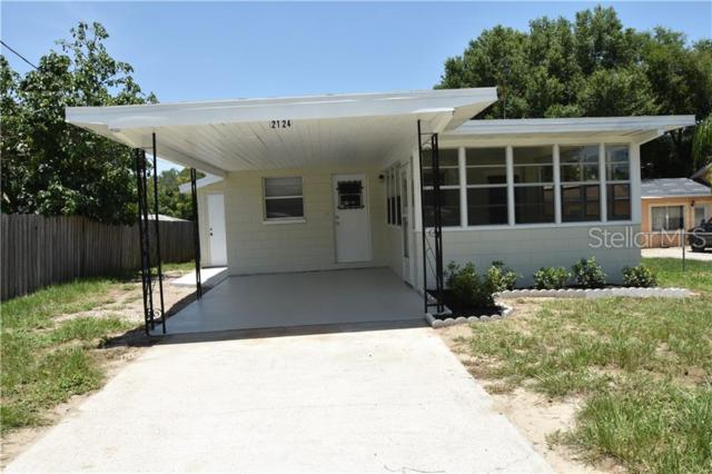 2124 Mango Avenue, Haines City, FL 33844 (MLS #P4906531) :: Burwell Real Estate