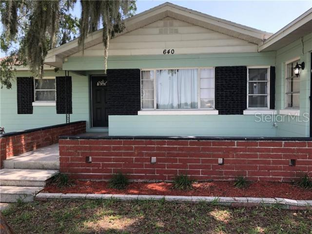 640 Avenue I NE, Winter Haven, FL 33881 (MLS #P4906555) :: Cartwright Realty