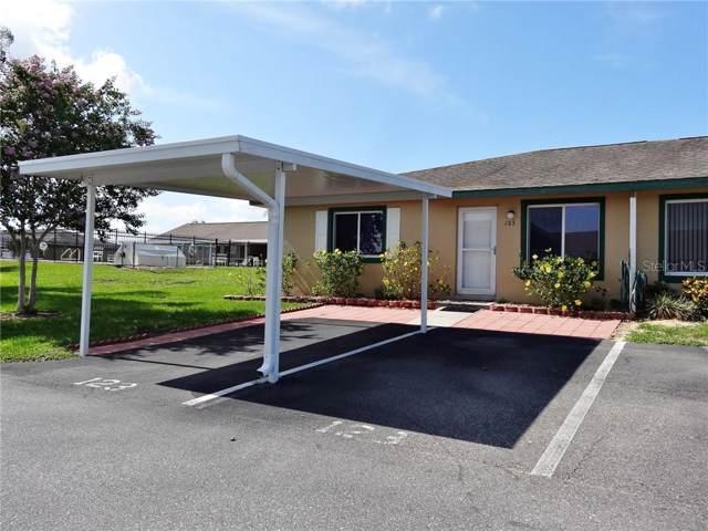 123 Winter Ridge Drive, Winter Haven, FL 33881 (MLS #P4906879) :: Cartwright Realty