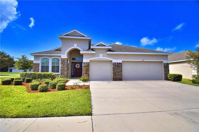 10231 Holland Road, Riverview, FL 33578 (MLS #P4906881) :: Griffin Group