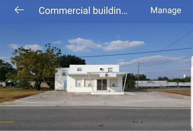 1498 W Derby Avenue, Auburndale, FL 33823 (MLS #P4907087) :: Griffin Group