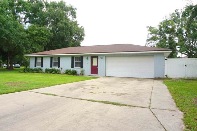 1745 Orangewood Circle, Bartow, FL 33830 (MLS #P4907245) :: Gate Arty & the Group - Keller Williams Realty Smart