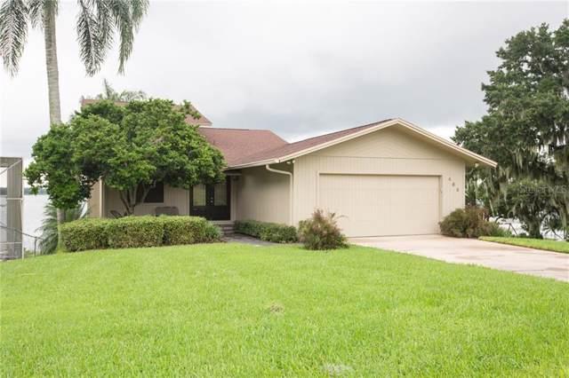 485 S Terrace Drive, Eagle Lake, FL 33839 (MLS #P4907270) :: Lock & Key Realty