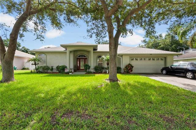 308 Lake Mariam Boulevard, Winter Haven, FL 33884 (MLS #P4907272) :: Griffin Group