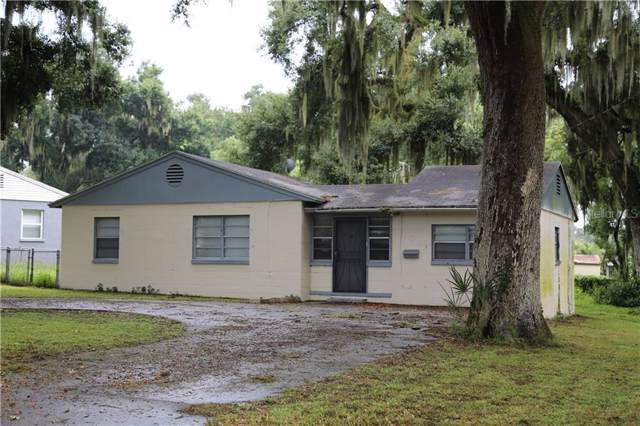 885 S Lakeview Avenue, Bartow, FL 33830 (MLS #P4907280) :: Gate Arty & the Group - Keller Williams Realty Smart
