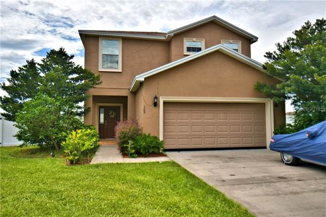 109 8TH Street, Lake Hamilton, FL 33851 (MLS #P4907301) :: Griffin Group
