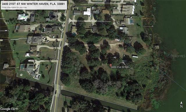 2400 21ST Street NW, Winter Haven, FL 33881 (MLS #P4907308) :: GO Realty