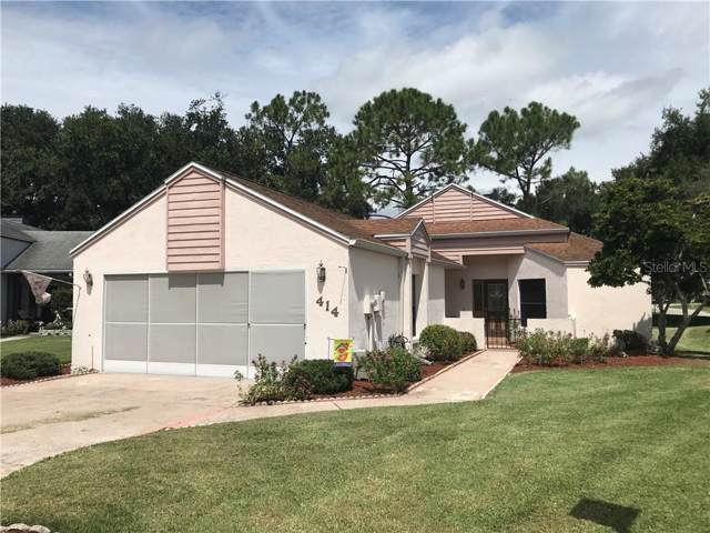 414 Sandestin Drive, Winter Haven, FL 33884 (MLS #P4907314) :: The Duncan Duo Team