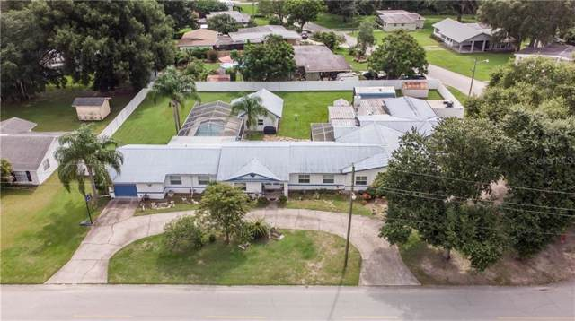 1190 S Woodlawn Avenue, Bartow, FL 33830 (MLS #P4907327) :: KELLER WILLIAMS ELITE PARTNERS IV REALTY