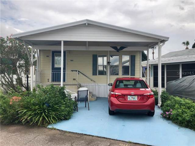 9000 Us Highway 192 #401, Clermont, FL 34714 (MLS #P4907346) :: Cartwright Realty