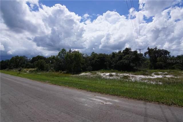Cedarwood Drive, Lake Wales, FL 33898 (MLS #P4907392) :: The Light Team
