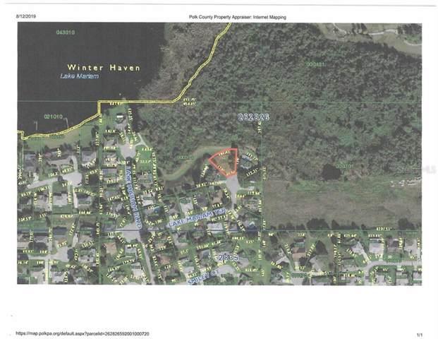0 Lake Miriam Terrace, Winter Haven, FL 33884 (MLS #P4907575) :: Delgado Home Team at Keller Williams