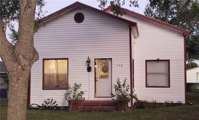 148 N 2ND Street, Eagle Lake, FL 33839 (MLS #P4907811) :: Team Pepka