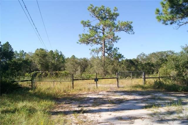 2799 R E Byrd Road, Frostproof, FL 33843 (MLS #P4907821) :: Homepride Realty Services