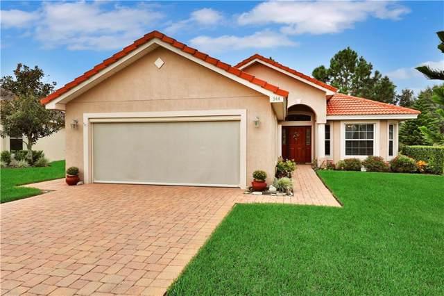 344 Niblick Circle, Winter Haven, FL 33881 (MLS #P4908076) :: Cartwright Realty