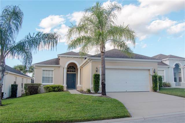 857 Orista Drive, Davenport, FL 33897 (MLS #P4908082) :: Gate Arty & the Group - Keller Williams Realty Smart