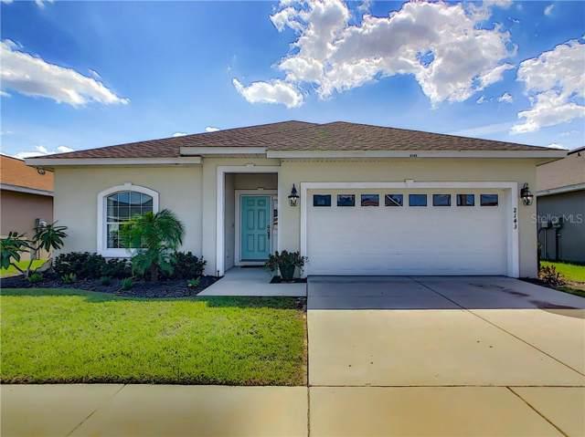 2143 Bretton Ridge Boulevard, Winter Haven, FL 33884 (MLS #P4908147) :: Real Estate Chicks