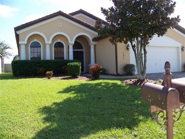 323 Villa Sorrento Circle, Haines City, FL 33844 (MLS #P4908201) :: Team Bohannon Keller Williams, Tampa Properties