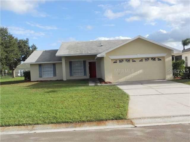 3242 Triple Crown Lane, Lakeland, FL 33811 (MLS #P4908526) :: Team Bohannon Keller Williams, Tampa Properties