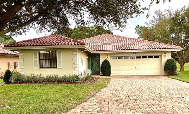 689 Augusta Road, Winter Haven, FL 33884 (MLS #P4908551) :: Team Borham at Keller Williams Realty