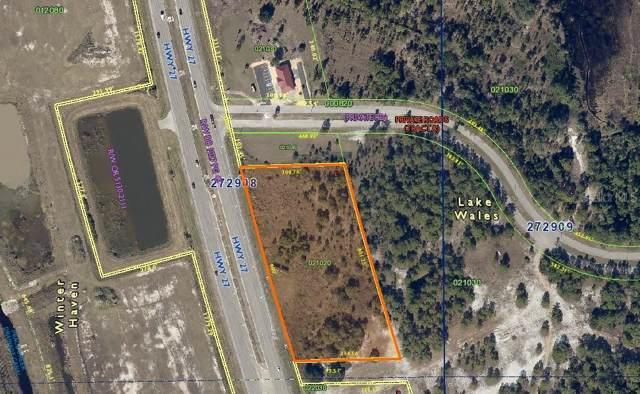 Hwy 27, Lake Wales, FL 33859 (MLS #P4908564) :: Team Bohannon Keller Williams, Tampa Properties