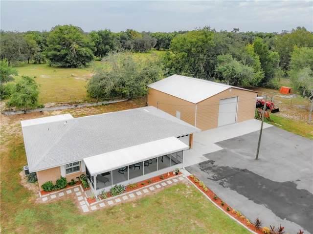 4443 Timberlane Road, Lake Wales, FL 33898 (MLS #P4908578) :: Team Bohannon Keller Williams, Tampa Properties