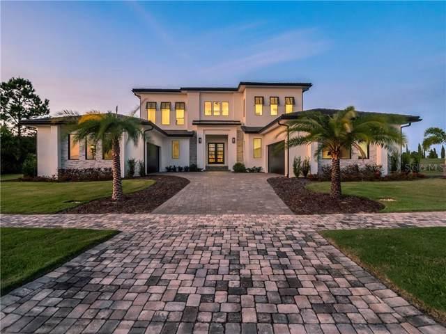 16733 Bolsena Drive, Montverde, FL 34756 (MLS #P4908650) :: 54 Realty