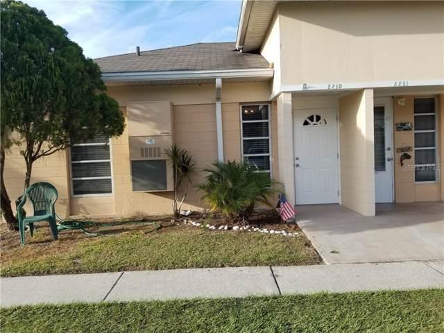 2219 Club Circle, Lake Wales, FL 33854 (MLS #P4908699) :: Team Bohannon Keller Williams, Tampa Properties