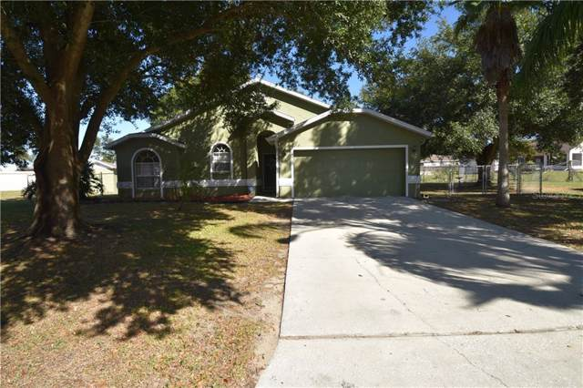 859 Hunt Circle, Lake Wales, FL 33853 (MLS #P4908769) :: Team Bohannon Keller Williams, Tampa Properties