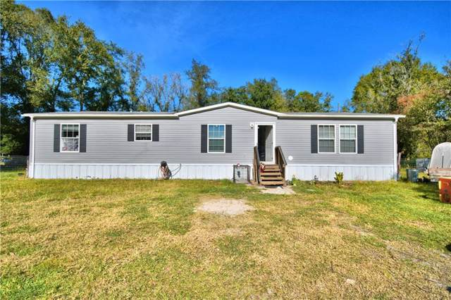 11719 Old Dade City Road, Kathleen, FL 33849 (MLS #P4908867) :: Griffin Group