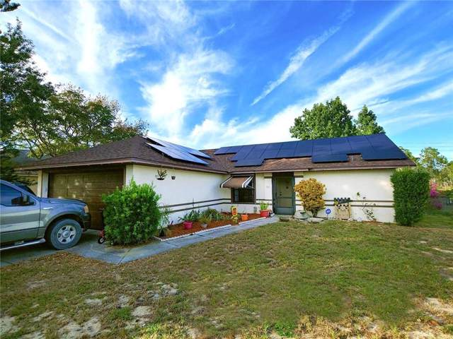 911 Chelsea Way, Lake Wales, FL 33853 (MLS #P4908889) :: Team Bohannon Keller Williams, Tampa Properties