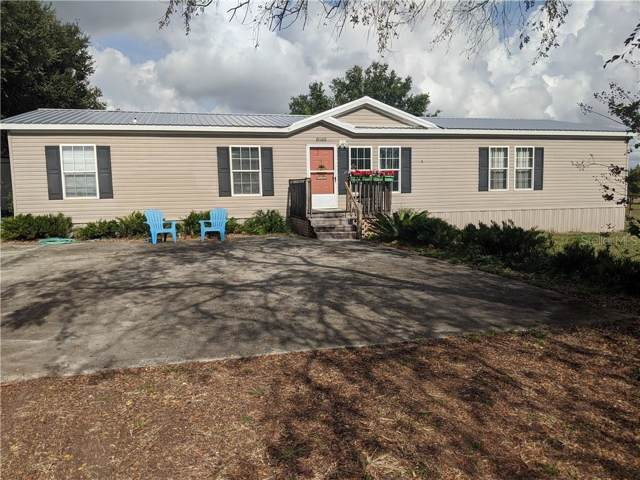 8160 Lake Lowery Rd, Haines City, FL 33844 (MLS #P4908893) :: The Duncan Duo Team