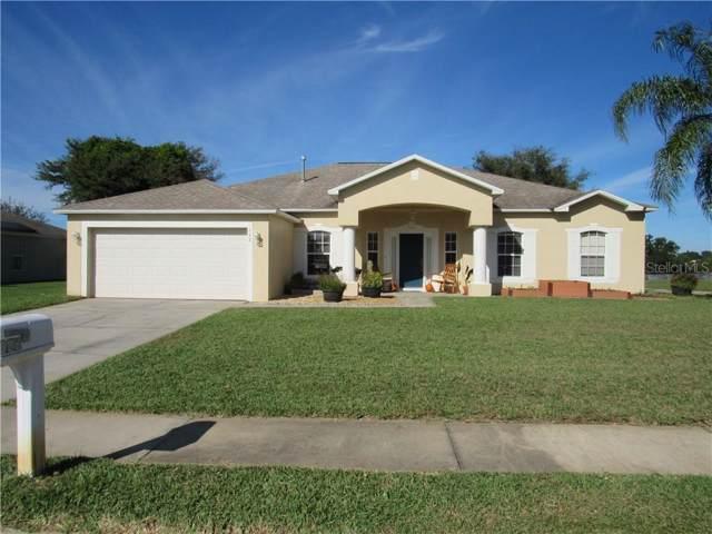 522 Lake Villa Way, Haines City, FL 33844 (MLS #P4908935) :: Griffin Group