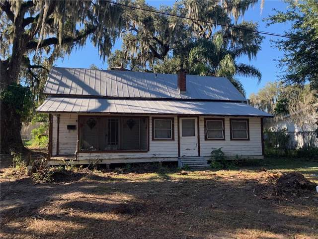515 N Tecumseh Avenue, Fort Meade, FL 33841 (MLS #P4909241) :: Cartwright Realty