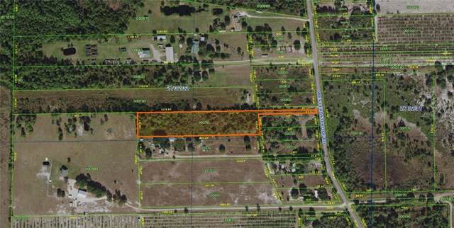 W Frostproof Road, Frostproof, FL 33843 (MLS #P4909269) :: Pristine Properties